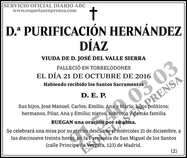 Purificación Hernández Díaz